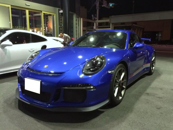 GT3 ブルー1