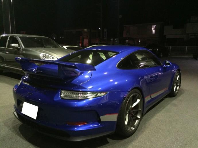 GT3 ブルー2